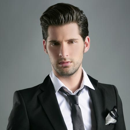 Men Hairstyles s New collections 2013 Mad Men