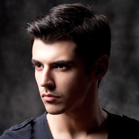 hairstyles for thick hair men  For Thin Hair Find  Haircuts For Thin