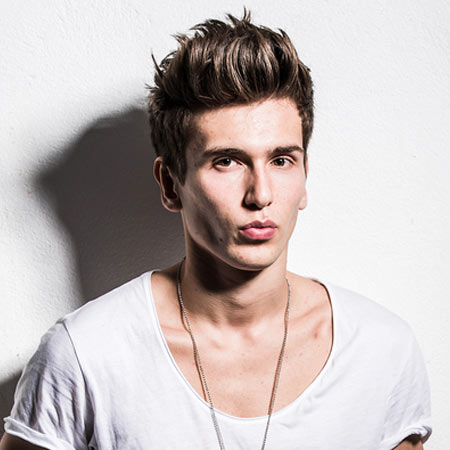 Mens Hairstyle Trends 2013: Desember 2013
