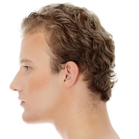 Awe Inspiring Latest Hairstyle Short Haircuts For Men Wavy Curly Hair Short Hairstyles Gunalazisus