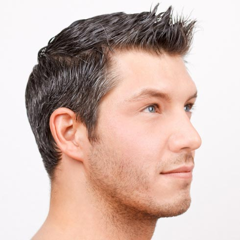 Short Spikey Hairstyles For Men