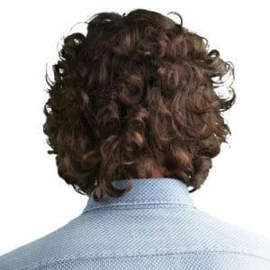 Curly Hair Men – How To Cut It Yourself