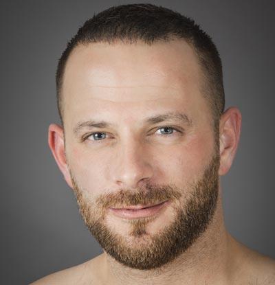 Latest Hairstyle Beard with Very Short Hair