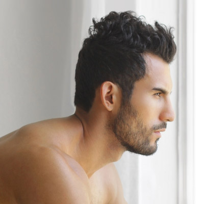 Short Haircuts For Men With Thick Wavy Hair