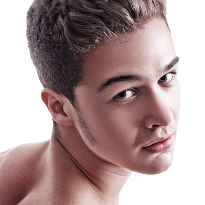 Short Haircuts For Men With Thick Straight Hair