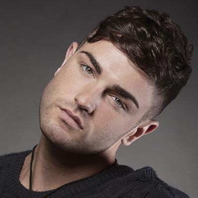 Fall 2013 Men's Hairstyle Trends for Thick, Wavy, and Curly Hair