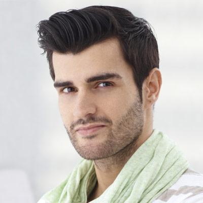 Awe Inspiring Straight Hair Hairstyles For Men Hairstyles For Men Maxibearus