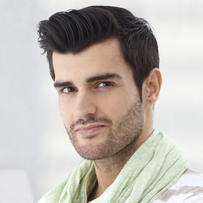 Awesome Straight Hair Hairstyles For Men Short Hairstyles Gunalazisus