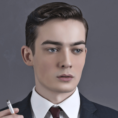 Mad Men Hairstyles For Men Png A7708d