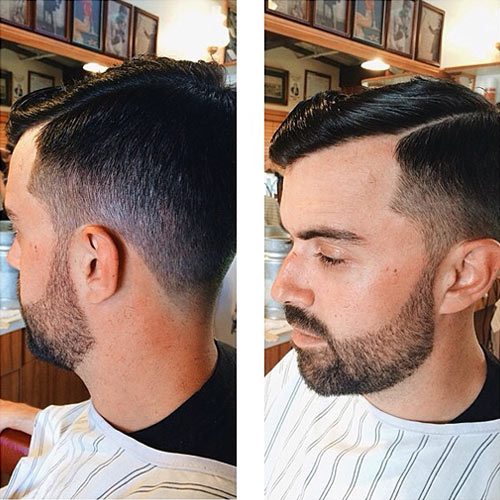 Current haircuts for men