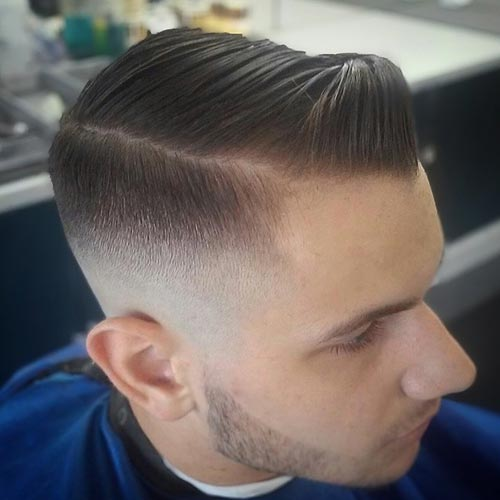 Skin fade alexthebarber305 10 of the Latest Hairstyles for Men 2014