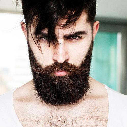Chris John Millington Beard Chris John Millington: How to grow a full beard