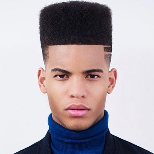 flat top guys Horizontal on top, vertical on the sides   see more ideas about flat top haircut, barbershop and hair cut.