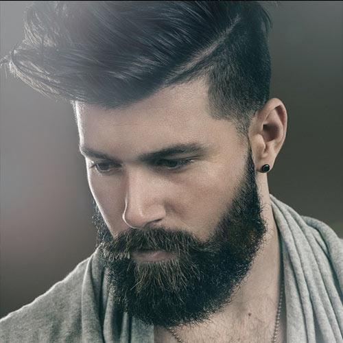 Men Hairstyle Trends: 10 Beards of Instagram