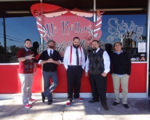 Best Barber Shops – Las Vegas Strip and Downtown