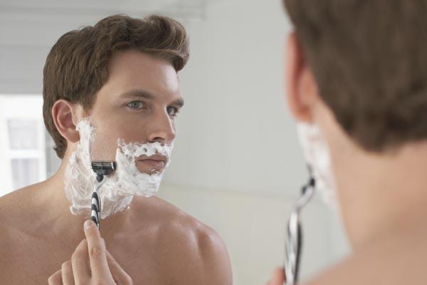 shaving-a