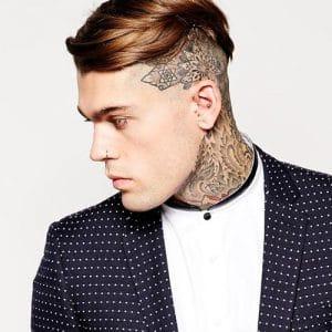 undercut-with-tattoo-