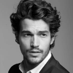 Fine Best Hairstyle For Curly Hair Boy Easy Casual Hairstyles For Short Hairstyles Gunalazisus