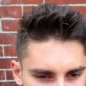 Cool Haircuts for Coarse Hair That Sticks Up