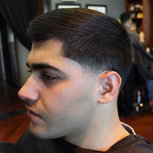 Stupendous 15 Cool Short Haircuts For Guys Hairstyles For Men Maxibearus