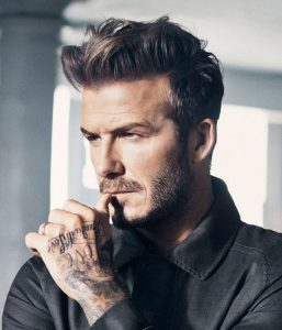 David Beckham Hairstyles Retrospective