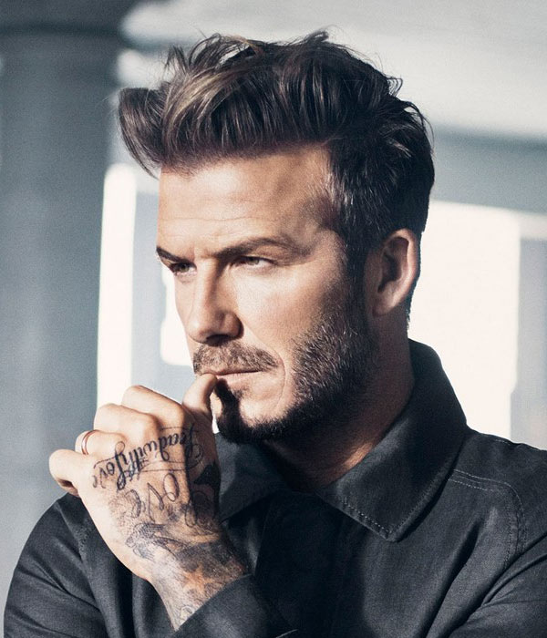 cool men s hairstyles to try in 2015 david beckham. Black Bedroom Furniture Sets. Home Design Ideas