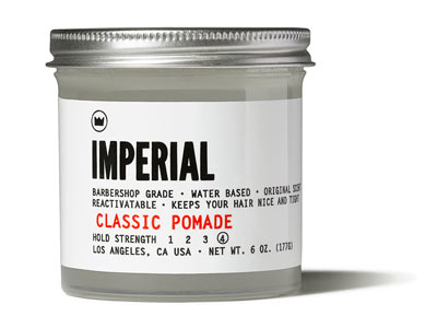 Pomade-Jar