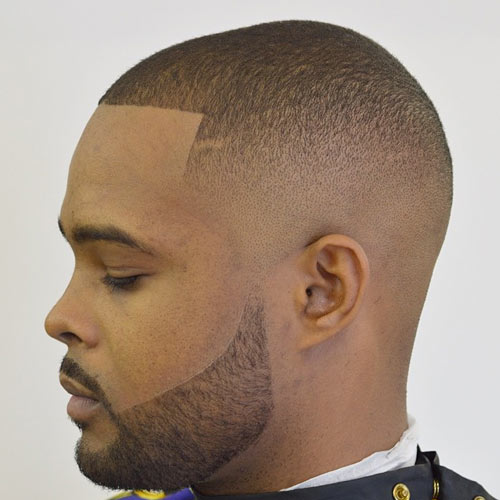 Beard Styles for Black Men with Fades