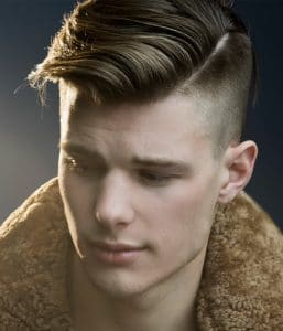 Types Of Men's Haircuts – The Disconnected Undercut