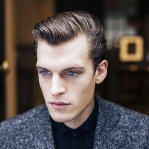 3 New Men's Hairstyles For Thin Hair