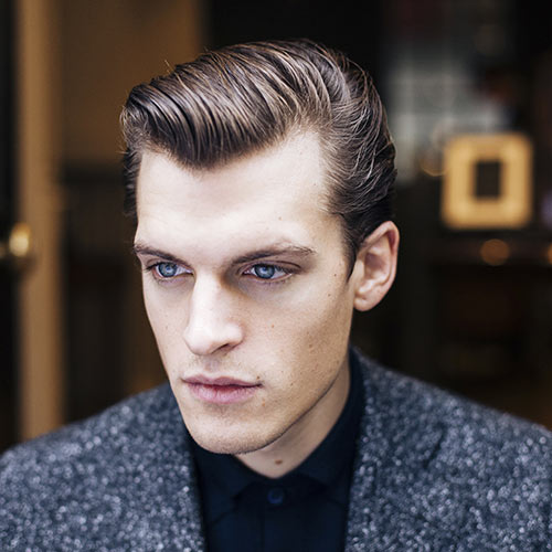 Admirable Thinning Hair Hairstyles Hairstyles For Men Maxibearus