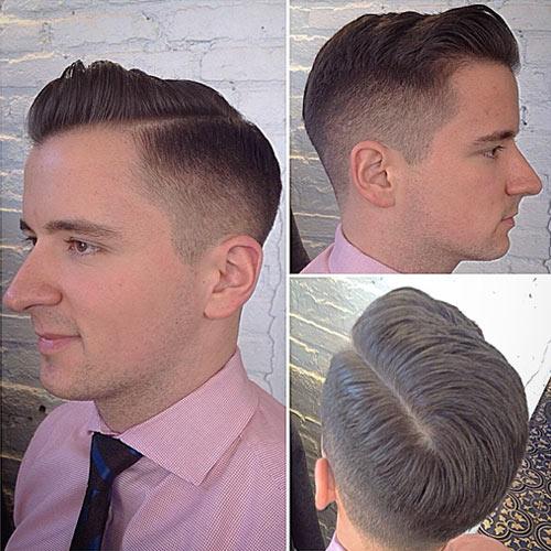 Astounding 5 Modern Business Hairstyles For Men Short Hairstyles For Black Women Fulllsitofus