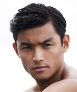 Cool Side Part Hairstyles for Men