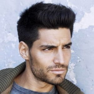 7 New Men's Hairstyles For Thick Hair
