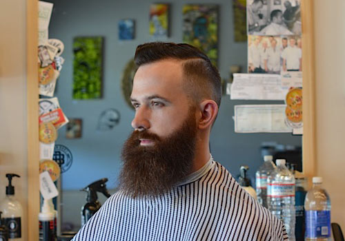Barber-Brian-Burt-Beard-Slick-Hair-