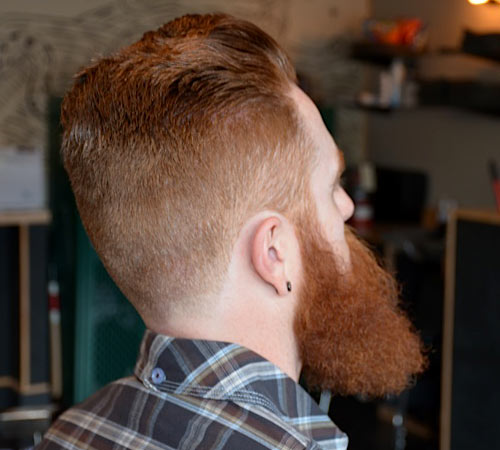 Barber-Brian-Burt-Beard-with-Fade-