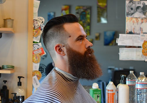 Barber-Brian-Burt-Long-Beard-Trim