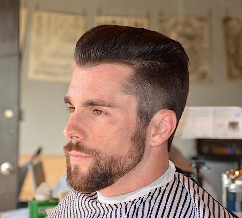 Fantastic Beard Grooming Plus Fresh Cuts By Barber Brian Burt Short Hairstyles For Black Women Fulllsitofus