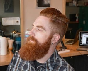Beard Grooming Plus Fresh Cuts By Barber Brian Burt