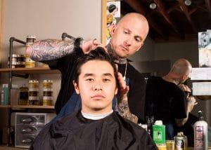 Introducing Barber Brian Burt
