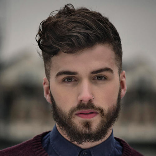 Admirable Top 10 Men39S Curly Hairstyles 2016 Short Hairstyles For Black Women Fulllsitofus