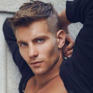 Messy Hair Hairstyles For Men