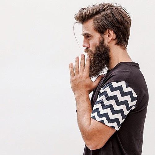 Outstanding 3 Beard Types Short Hairstyles Gunalazisus