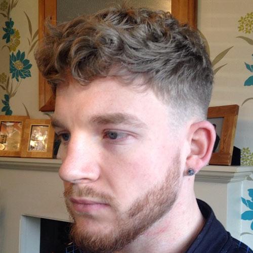 Fine Top 10 Curly Hairstyles For Men Hair Grab Short Hairstyles Gunalazisus