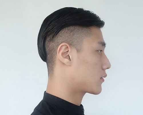 Cool Undercut Hairstyles For Men Medium Hair