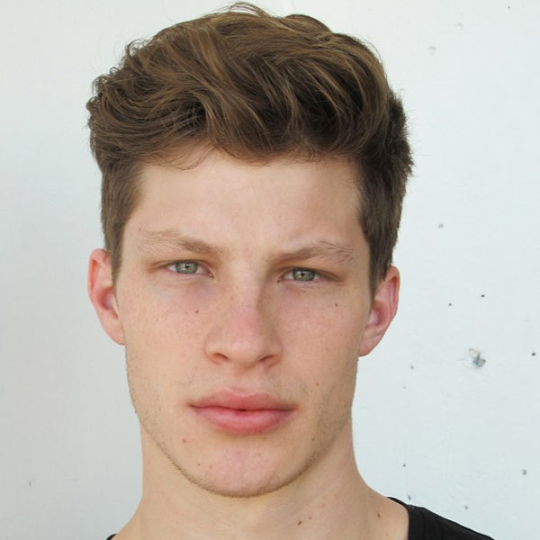 Amazing Easy Men39S Hairstyles Long Top Short Sides Hairstyles For Men Maxibearus