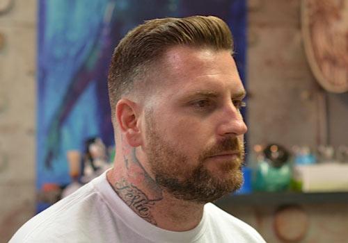 Swell Shaved Part Hair Designs Barber Brian Burt Short Hairstyles For Black Women Fulllsitofus