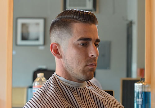 Taper-Fade-with-Combover-Barber-Brian-Burt
