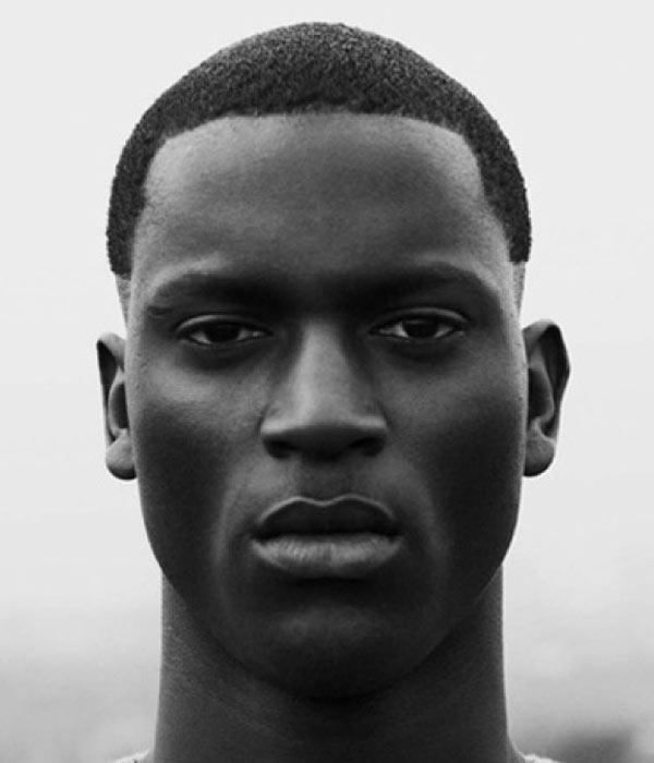 7 short haircuts for black men. Black Bedroom Furniture Sets. Home Design Ideas