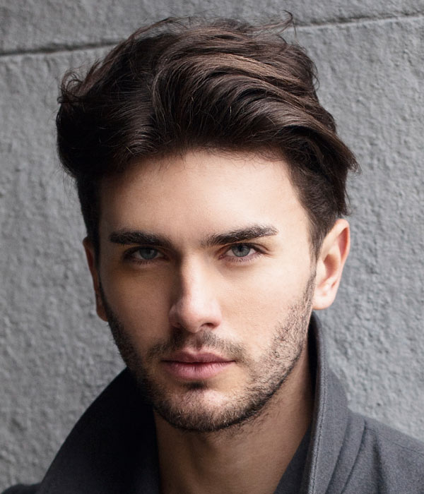 Haircuts For Thick Hair Men 2015